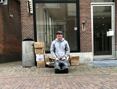Wouter zoekt een Studio/Appartement in Haarlem